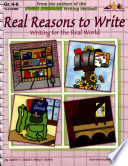 Real Reasons to Write (eBook)