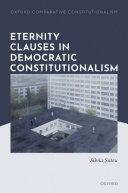 Eternity Clauses in Democratic Constitutionalism Pdf/ePub eBook