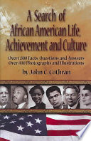 A Search of African American Life, Achievement and Culture  : First Search