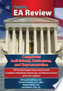 Passkey EA Review Complete  : Individuals, Businesses, and Representation: IRS Enrolled Agent Exam Study Guide 2016-2017 Edition