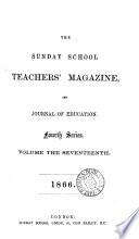 the sunday school teachers' magazine