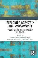 Exploring Agency in the Mahabharata