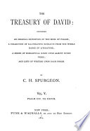 The Treasury of David Book
