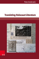 Translating Holocaust Literature