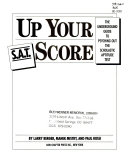 Up Your S.A.T. Score