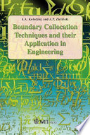 Boundary Collocation Techniques and their Application in Engineering Book