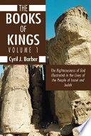 The Books of Kings, Volume 1