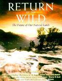 Return of the wild