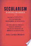 Secularism In Antebellum America PDF