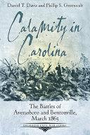 Pdf Calamity in Carolina