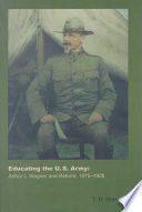 Educating the U.S. Army