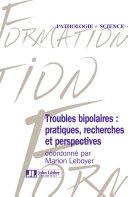 Pdf Troubles bipolaires : pratiques, recherches et perspectives Telecharger