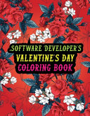 Software Developer s Valentine Day Coloring Book