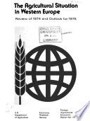 Foreign Agricultural Economic Report