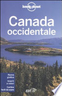 Copertina Libro Canada occidentale