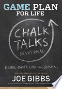Game Plan for Life CHALK TALKS