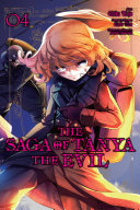 The Saga of Tanya the Evil, Vol. 4 (manga)