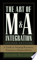The Art Of M A Integration 2nd Ed