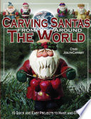Carving Santas from Around the World