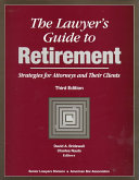 The Lawyer S Guide To Retirement