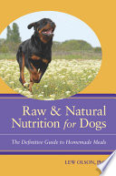 Raw and Natural Nutrition for Dogs