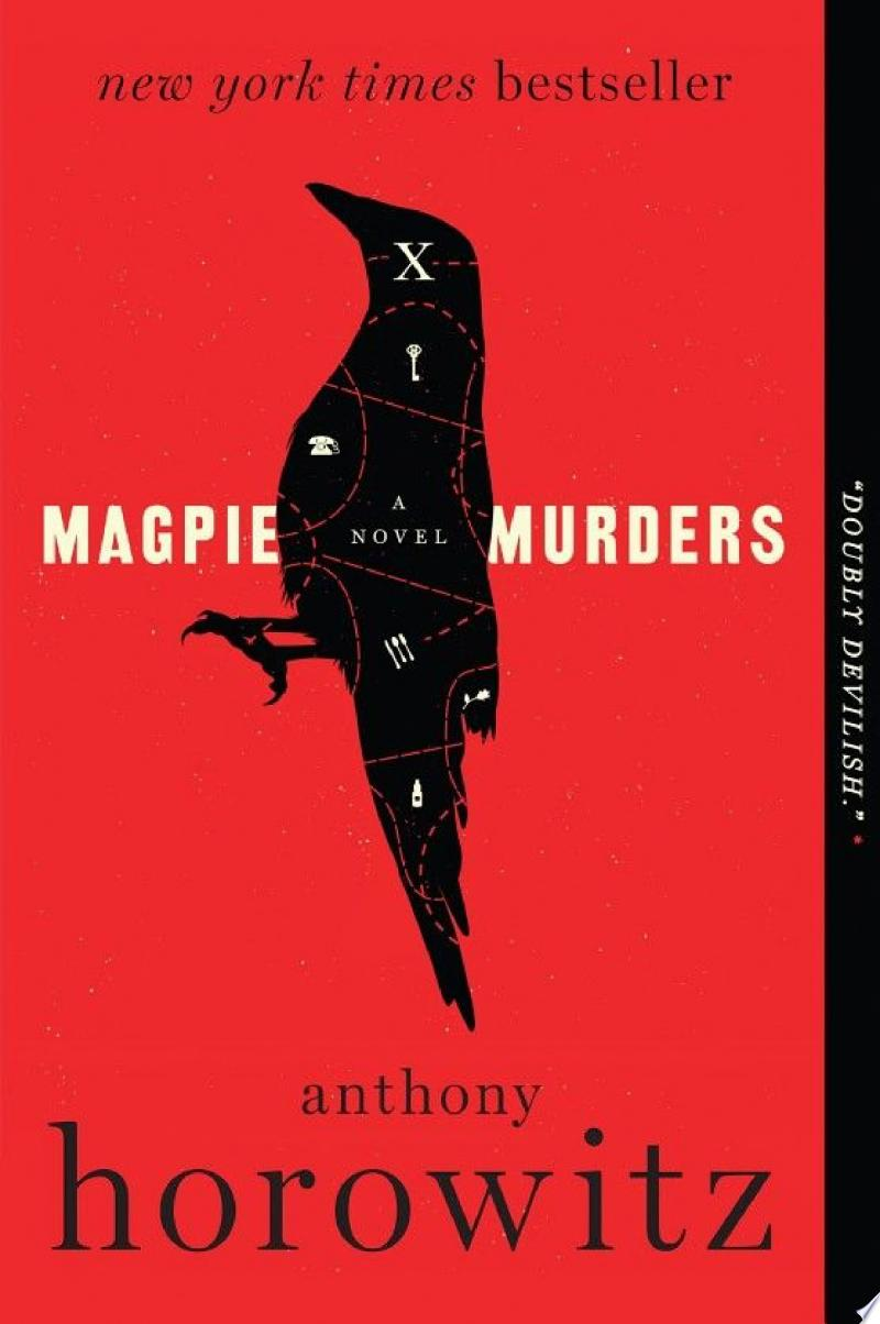Magpie Murders image