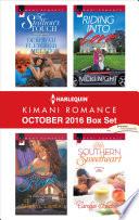 Harlequin Kimani Romance October 2016 Box Set