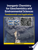 Inorganic Chemistry for Geochemistry and Environmental Sciences