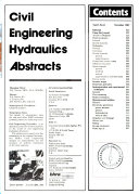 Civil Engineering Hydraulics Abstracts