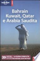 Copertina Libro Bahrain, Kuwait, Qatar e Arabia Saudita