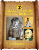A SEARCH IN SECRET(SACRED)HINDUISM