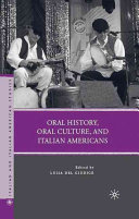 Oral History Oral Culture And Italian Americans