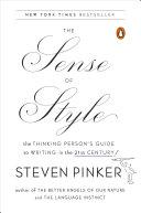The Sense of Style ebook
