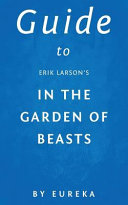 Guide to Erik Larson s in the Garden of Beasts Book PDF