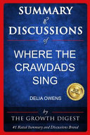Summary and Discussions of Where the Crawdads Sing by Delia Owens Pdf/ePub eBook