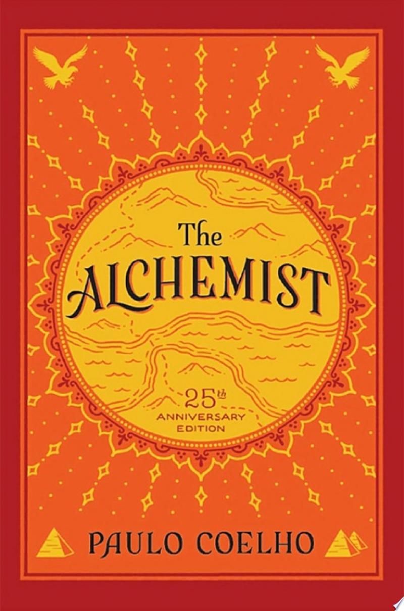 The Alchemist banner backdrop