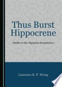 Thus Burst Hippocrene Book PDF