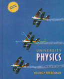Cover of University Physics