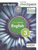 Books - Checkpoint English Students Book 3 | ISBN 9781444143874