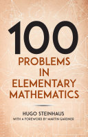 One Hundred Problems in Elementary Mathematics