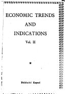 Economic Trends and Indications