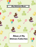 My Stickers Book   Album of My Stickers Collection