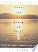Where Are We Going So Fast  Book PDF