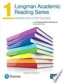 Longman Academic Reading