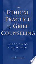 Ethical Practice in Grief Counseling Book