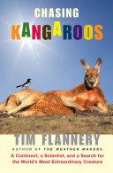 Pdf Chasing Kangaroos