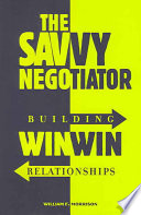 The Savvy Negotiator