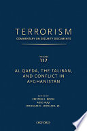 Al Qaeda, the Taliban, and Conflict in Afghanistan