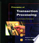 Principles of Transaction Processing for the Systems Professional Book