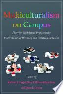 Multiculturalism on Campus Pdf/ePub eBook